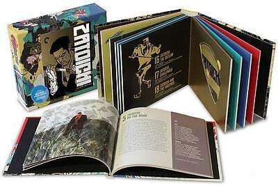 Zatoichi: The Blind Swordsman Blu-ray 9-Disc Set, Criterion Collection MINT