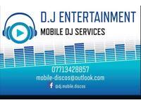 Mobile DJ/Mobile Disco/ Wedding Entertainment/ wedding DJ based in the Scottish borders