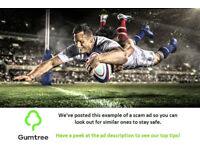 Ireland vs Argentina - Autumn Internationals 2017 -- Read the ad description before replying!!