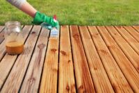 Fence & deck staining! Best prices in town & free quotes