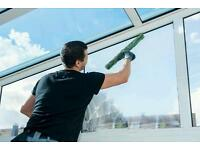 Adorn window cleaning