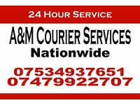 A&m courier services