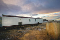 All NEW custom MOS Modular Office Trailers, Wellsite shacks,