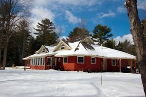 LARGE SEBRIGHT COTTAGE RENTAL AVAILABLE THIS WINTER