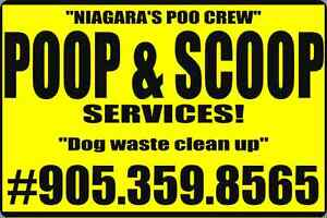 Poop & Scoop Services