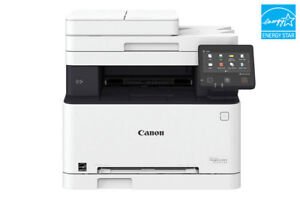 new CANON mf632cdw color laser all in one printer NO TAX