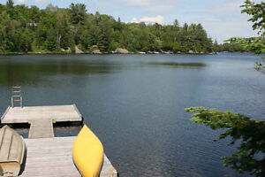 AMAZING VIEW WATERFRONT CHALET - PARRY SOUND AREA (DUNCHURCH)