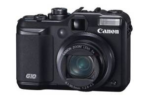 Canon G10 Cameras Sale for Moving!