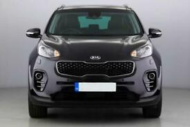 Kia Sportage 1.7 >>> £821/m pay-as-you-go, all-inclusive subscription