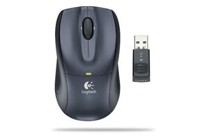 647bc165b1f Logitech V450 Laser Cordless Mouse for Notebooks 931669 for sale ...