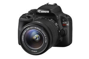 Canon SL1 + 18-55MM