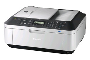 Canon MX340 all-in one wireless printer works perfectly in