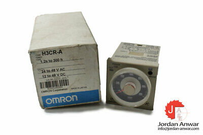 Omron H3cr-a Multifunctional Timer