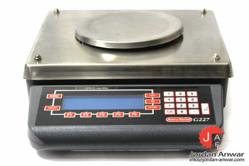AVERY BERKEL G227 COUNTING SCALE - 5 KG Electric Scale (e) : 0.02 g -
