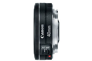Canon EF 40mm f/2.8 STM comme neuf / Like new in box