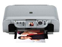 Canon Pixma MP460 Inkjet All-in-One Photo Printer/Scanner/Copier
