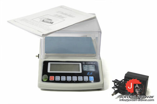EXCELL BH-1200 COUNTING SCALE