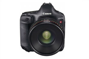 Canon 1 DC body in excellent conditions!