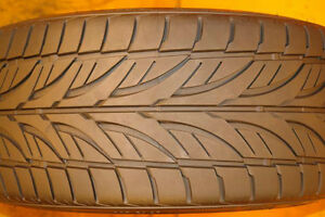 FUZION ZRi 175 / 30 / R19 - 75% or better tread (1 Only) Kitchener / Waterloo Kitchener Area image 2