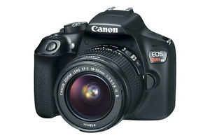 CAMERA CANON EOS REBEL T6 EF-S18-55 IS II KIT !BRAND NEW!