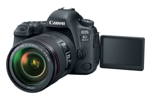 Canon EOS 6d mark ii with kits