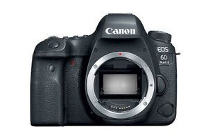 CANON 6D M2 With 3 lens & extra battery