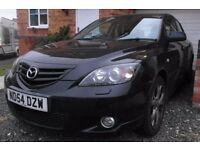 Black Mazda 3 for quick sale
