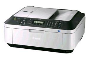 Canon MX340 wireless wireless printer printer works perfectly in