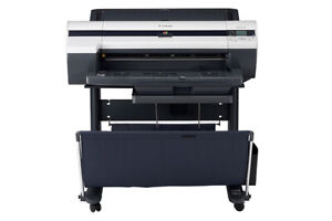 Canon IPF 610 wide format plotter for sale. 24'' wide.