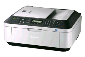 Canon MX340 works perfectly in good condition without power ca