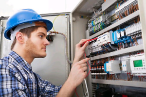 Master electrician great rates!