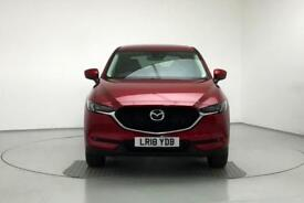 Mazda CX-5 >> £608/m pay-as-you-go, all-inclusive subscription