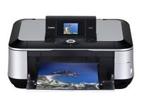 Canon MP620 Printer, prints perfectly, won't scan any more.