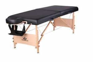 Brand new massage table and trolley