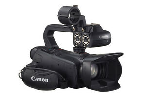 Canon XA20 Pro HD camcorder w/ HD and WiFi 1080p MINT $1,400