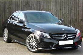 Mercedes-Benz C 220 >>> £685/m pay-as-you-go, all-inclusive subscription