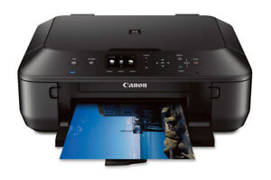 Canon MG5620 3in1 Wireless Printer with 2 sets of cartridges