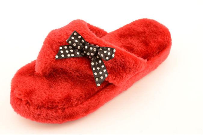 Corky's Pyjama Flip-Flop Slippers
