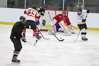 Need few more players for competitive Shinny Hockey Games