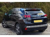 Peugeot 3008 >>> £505/m pay-as-you-go, all-inclusive subscription
