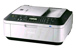 Canon MX340 all-in one wireless printer works perfectly in go
