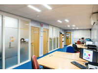 Serviced offices from £450 p/m, Cardiff, CF63, - 24/7 Acess, CCTV, Meeting Rooms, Bband.