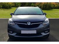 Vauxhall Zafira 2.0CDTi >>> £x421/m pay-as-you-go, all-inclusive subscription