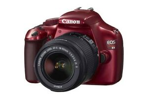 Canon EOS T3 Camera