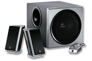 Logitech Z-2300 Multimedia Speaker System - 200 Watt -THX cert