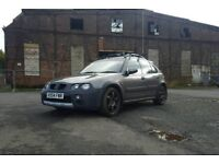 Rover streetwise 1.4 103ps