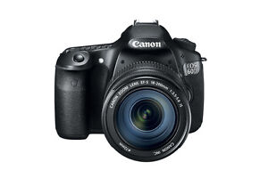 Canon EOS 60D  with EF-S 18-200mm IS Lens