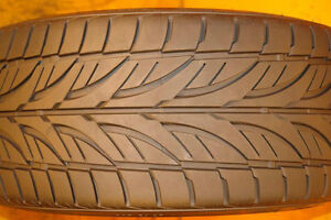 FUZION ZRi 175 / 30 / R19 - Used 1 Week (1 Tire Only) Kitchener / Waterloo Kitchener Area image 1