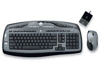 Computer Keyboard and mouse wireless
