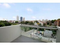 @ TWO BED TWO BATH APARTMENT SECONDS FROM STATION - BOW - STRATFORD - CANARY WHARF!!